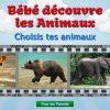 Animaux Pour Les Enfants, Jeux Bébé Gratuit Pour Android tout Jeux De Animaux Gratuit