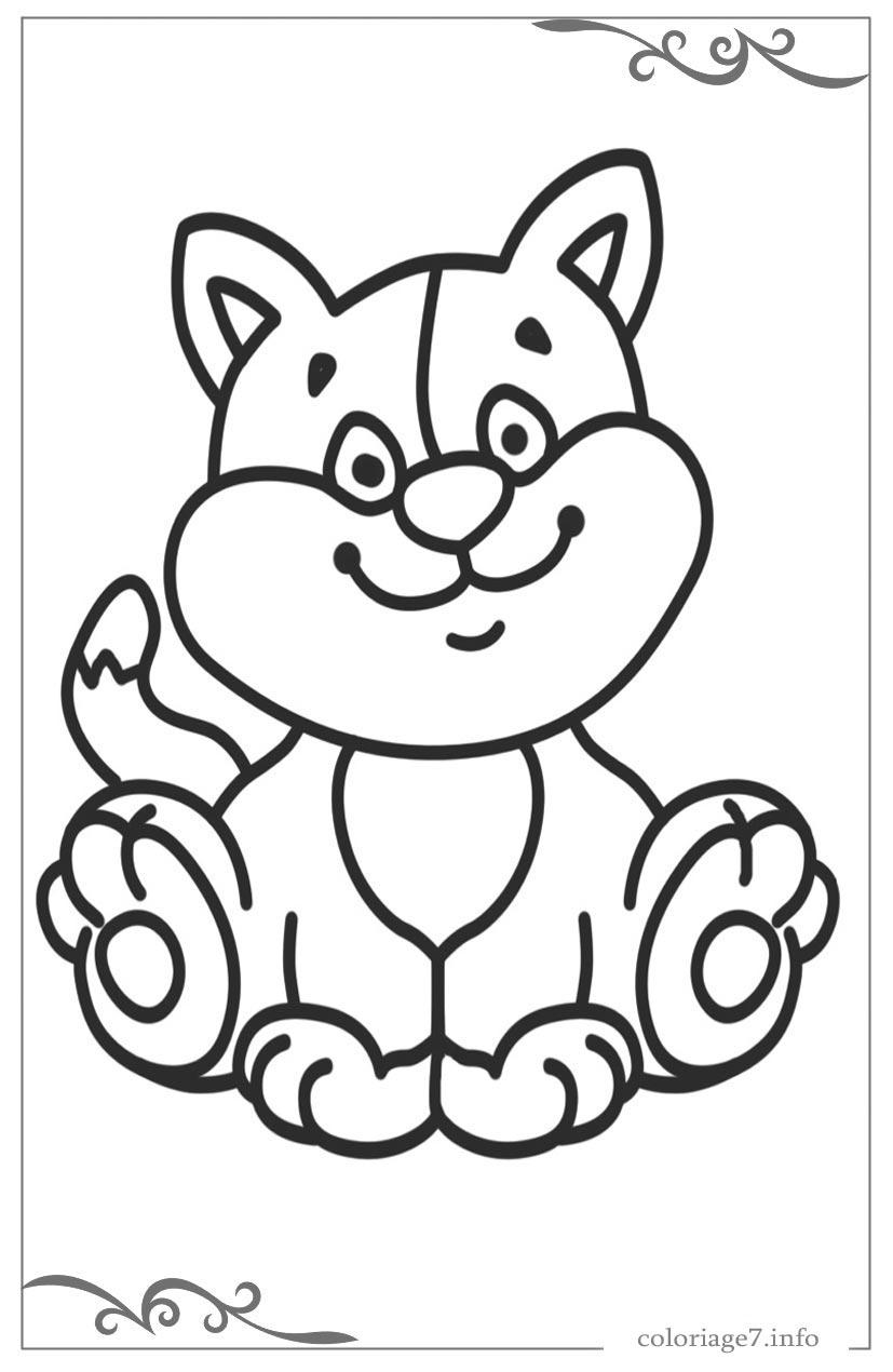 Animaux Télécharger Et Imprimer Des Coloriages De Les Pour dedans Jeux De Fille Gratuit Animaux
