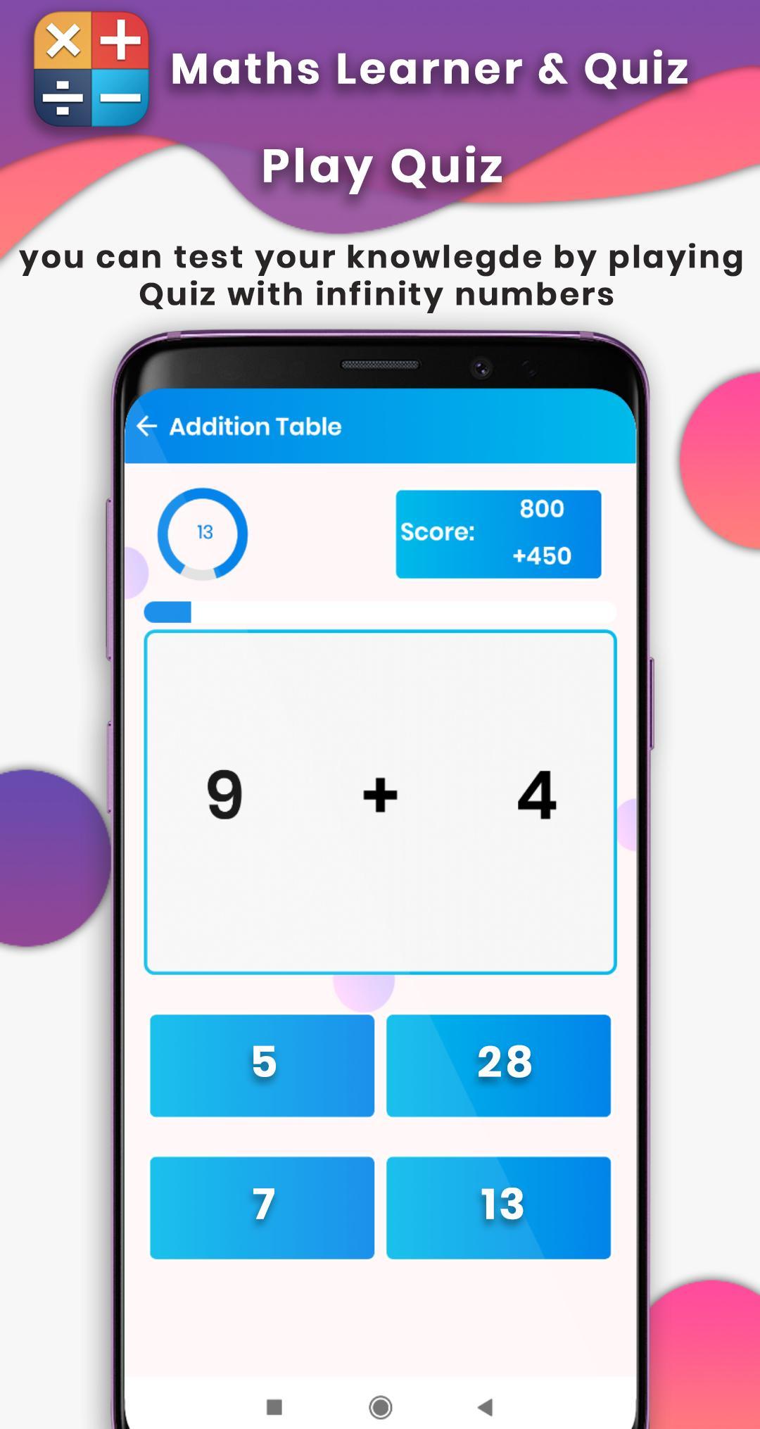 Apprenant En Maths : Jeux Éducatifs Pour Android intérieur Jeux Educatif Table De Multiplication