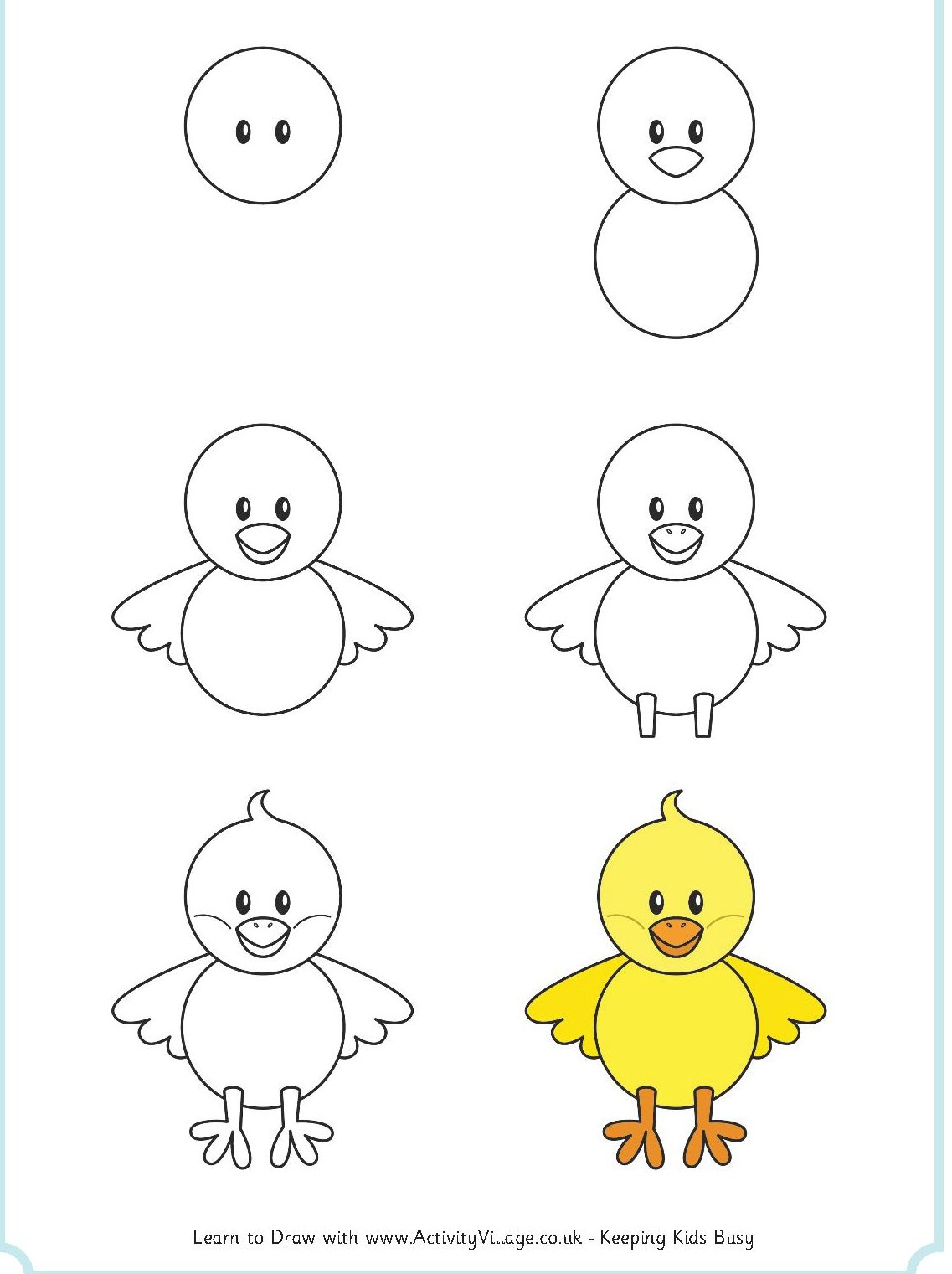 Apprendre À Dessiner - La Maternelle De Camille tout Apprendre A Dessiner Des Animaux Facilement Et Gratuitement