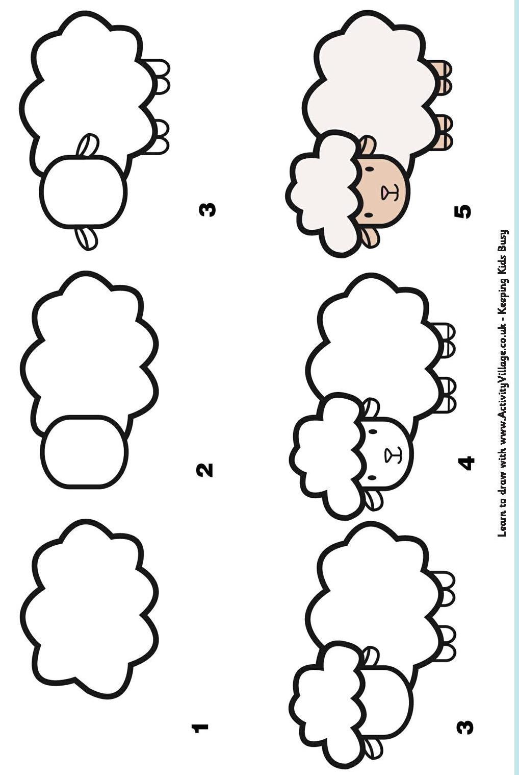 Apprendre À Dessiner - La Maternelle De Camille tout Apprendre À Dessiner En Maternelle