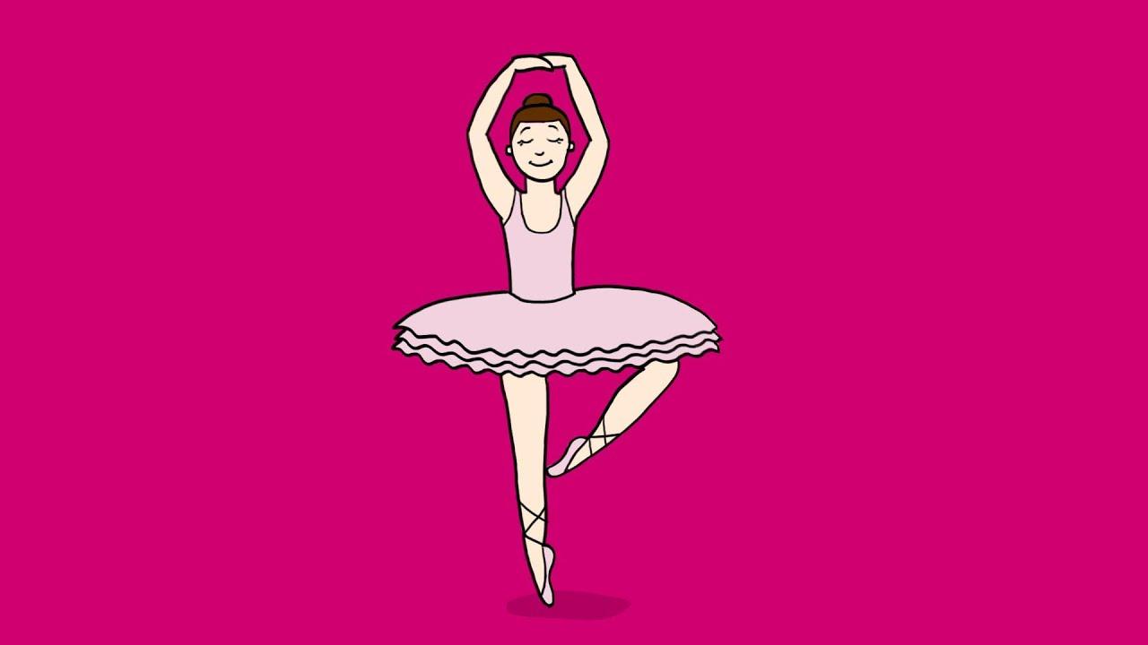 Apprendre À Dessiner Une Danseuse Classique serapportantà Dessin De Danseuse A Imprimer