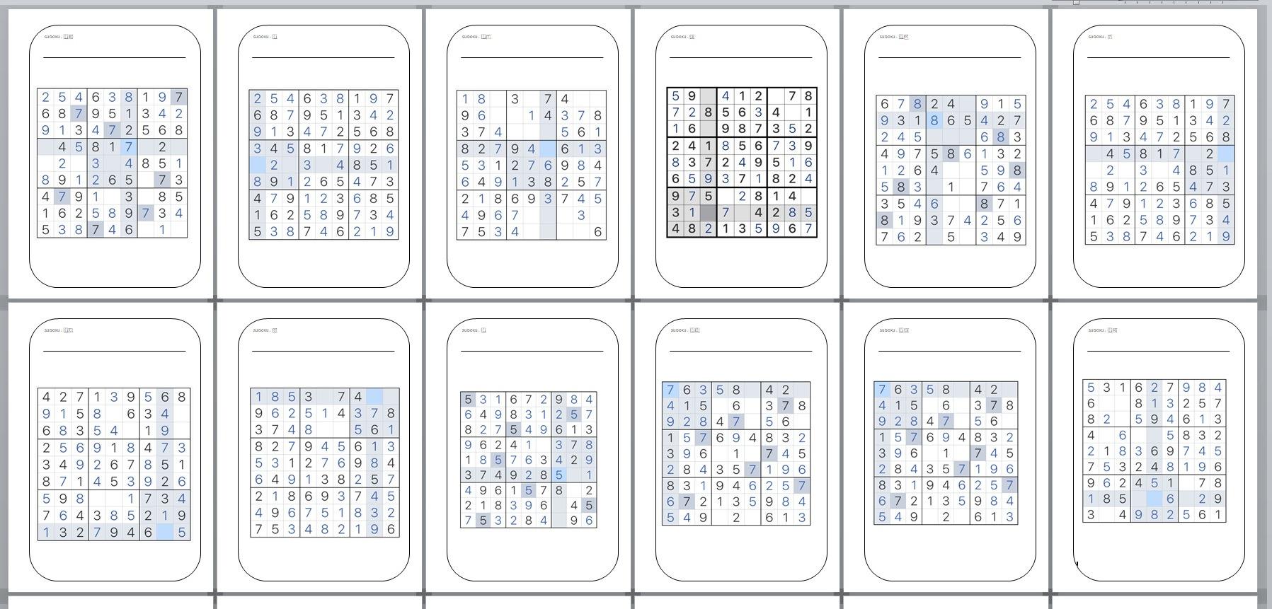 Apprendre À Jouer Au Sudoku - Jeux Pédagogiques Et Compagnie concernant Comment Jouer Sudoku