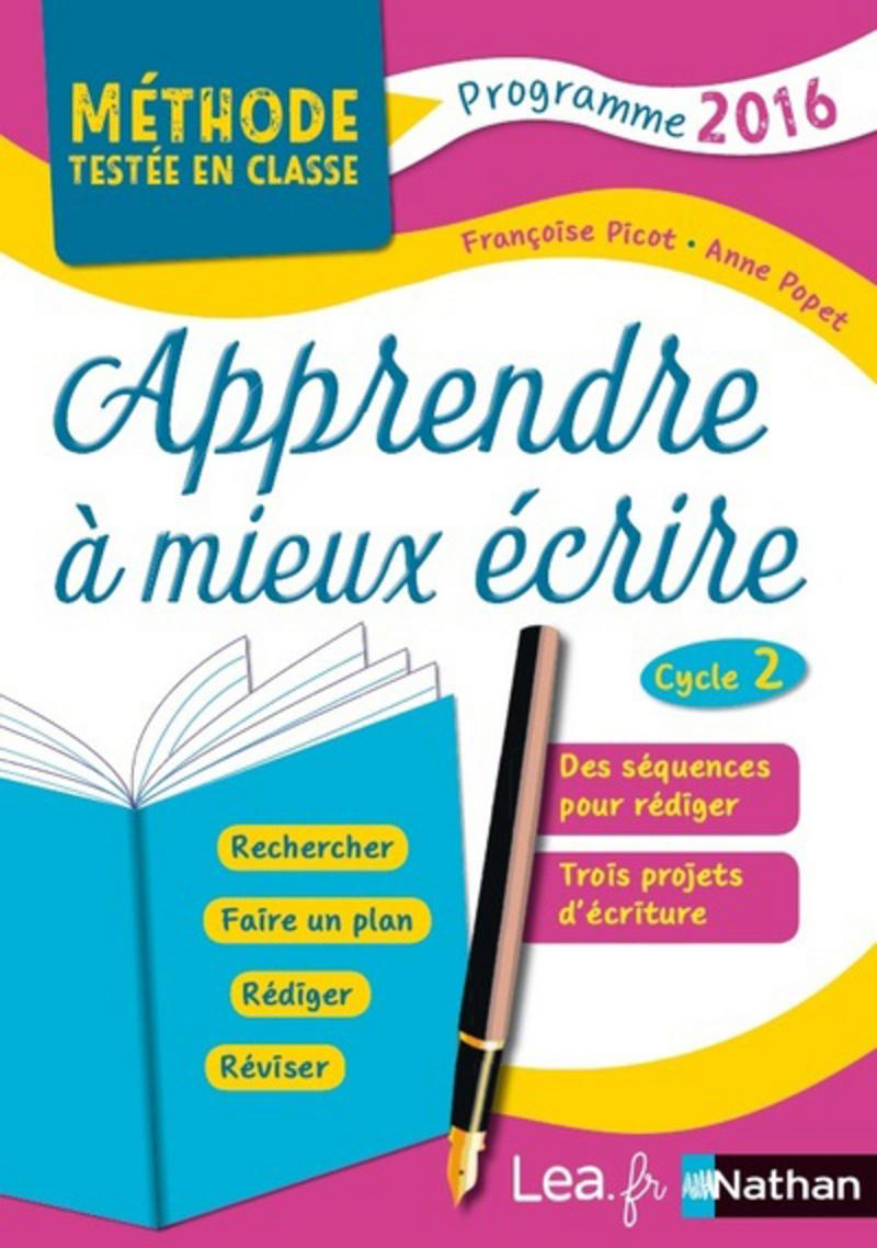 Apprendre À Mieux Écrire Au Cycle 2 - Livre De Pédagogie concernant Jeux Pour Apprendre À Écrire