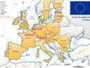 Apprendre À Placer Les Pays De L' Union Européenne - Le Blog pour Liste Des Pays De L Union Européenne Et Leurs Capitales