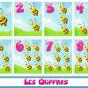 Apprendre-Chiffres-Francais (3508×2480) | Apprendre L serapportantà Apprendre Les Chiffres En Français