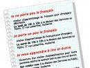 Apprendre Le Français | Mairie De Plouhinec, Finistère (29) serapportantà Apprendre A Ecrire Le Francais Pour Debutant