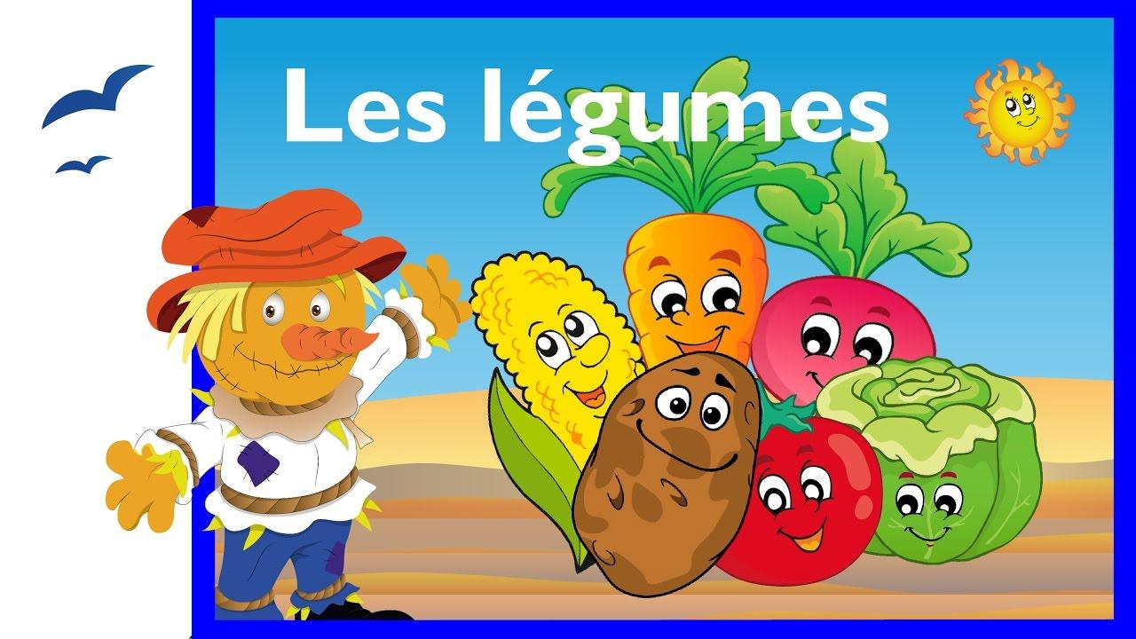 Apprendre Les Légumes (Fr) - Jeu Éducatif - dedans Jeux De Connaissance 3 4 Ans