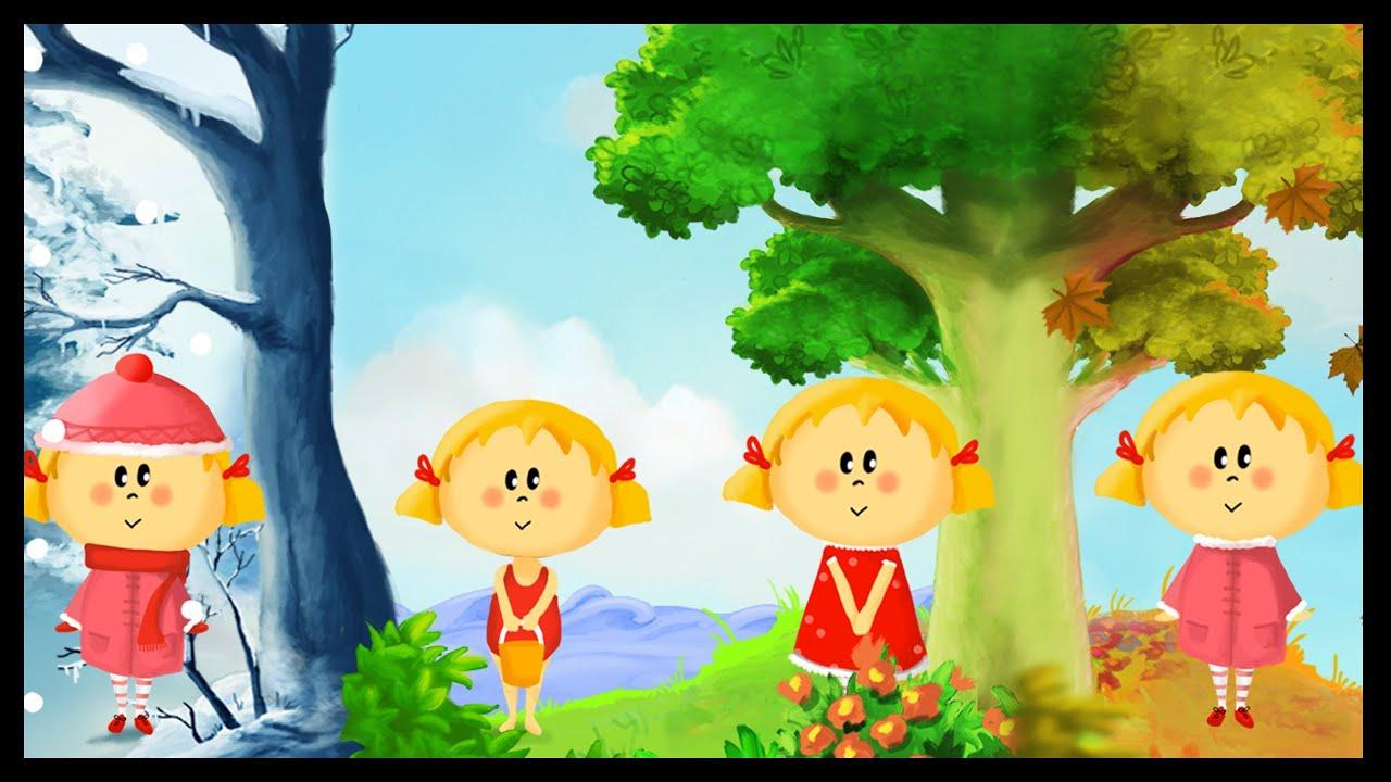 Apprendre Les Saisons En S'amusant (Francais) serapportantà Apprendre Les Saisons En Maternelle