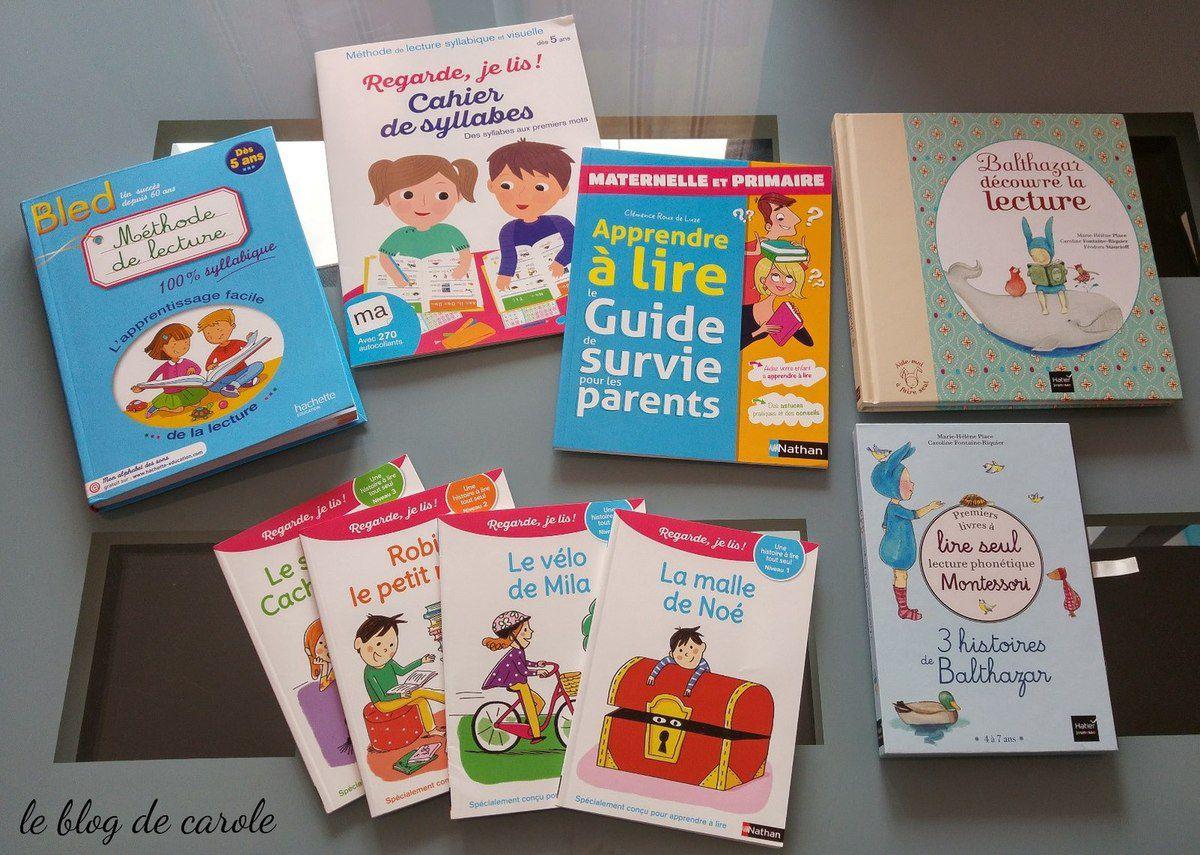 Apprendre Les Syllabes Et Nos Premières Lectures (+ 2 Jeux tout Jeux Pour Apprendre À Lire 4 Ans