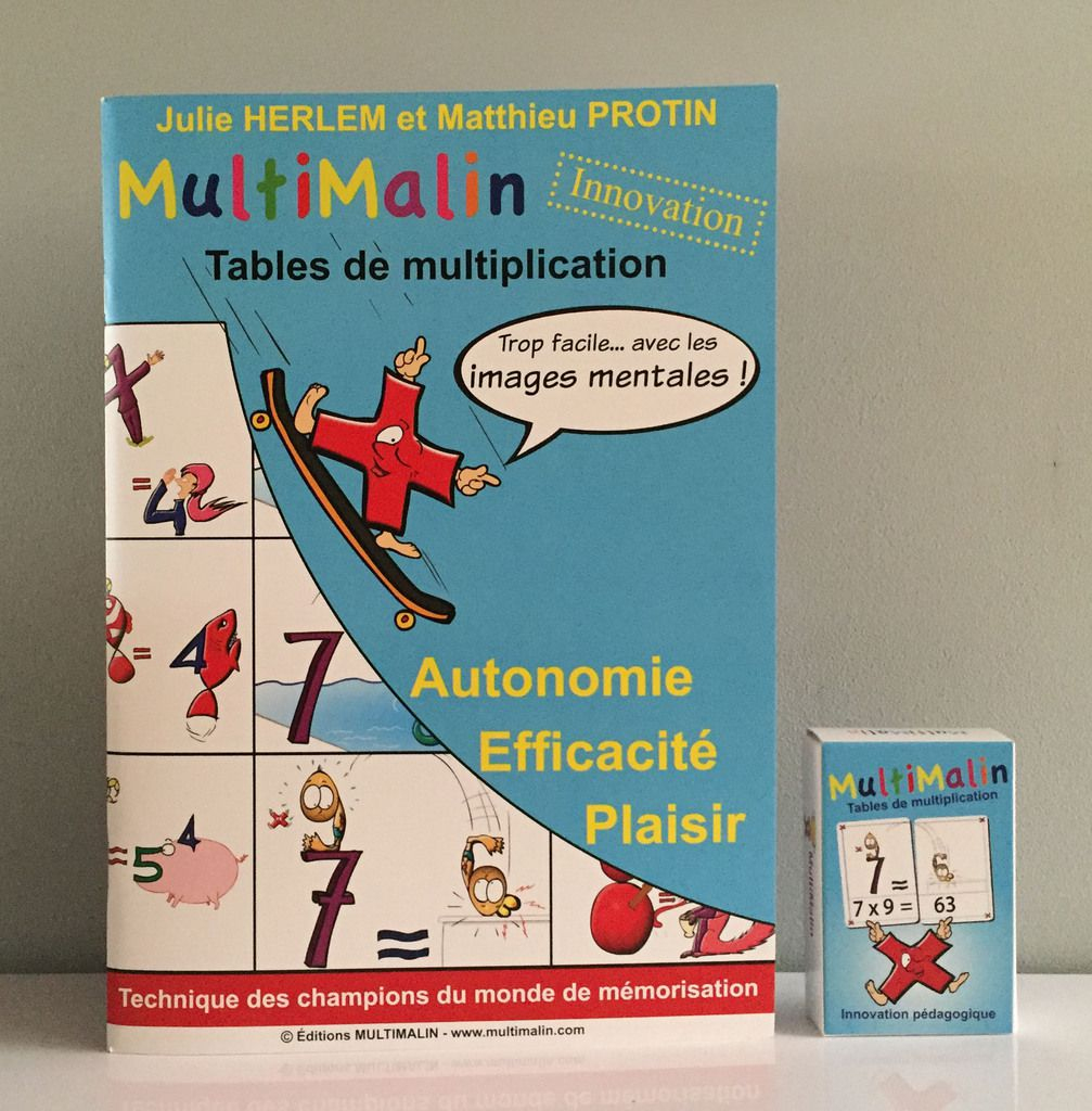 Apprendre Les Tables De Multiplication En S'amusant destiné Apprendre La Table De Multiplication En Jouant