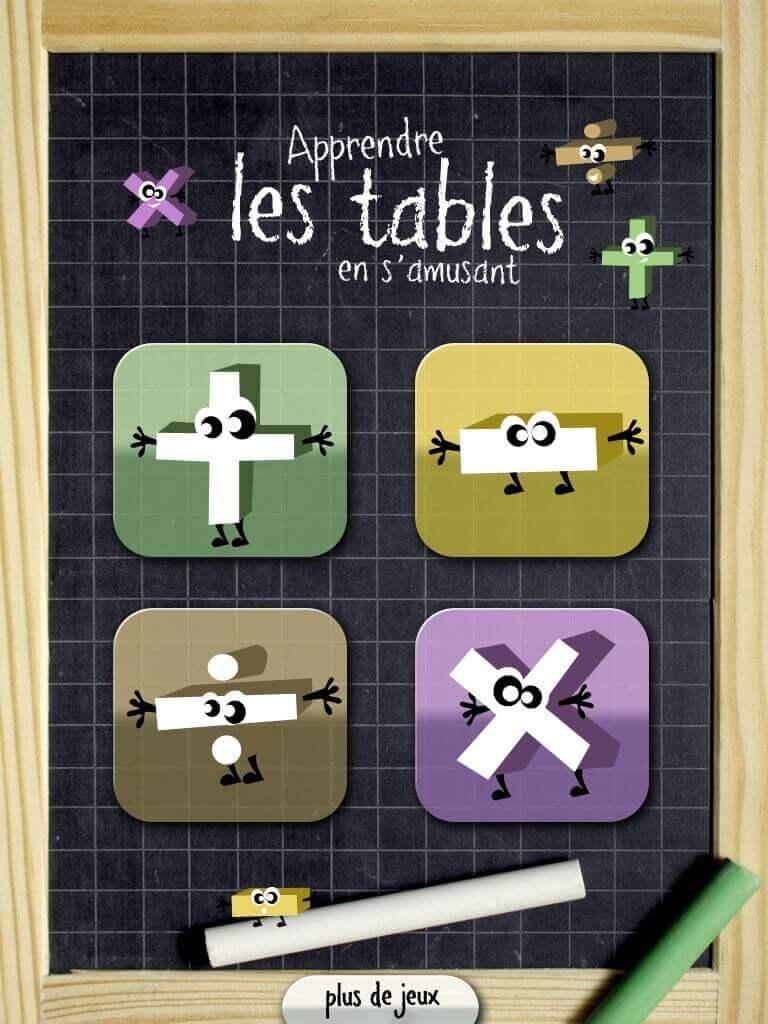 Apprendre Les Tables En S'amusant - A&r Entertainment destiné Apprendre Les Tables En S Amusant
