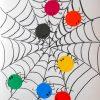 Araignées Pour Halloween - Activité Simple Et Rapide - La tout Activité Manuelle Facile Faire