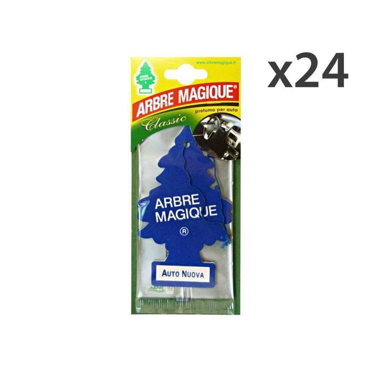 Arbre Magique Lot De 24 Accessoires Auto Désodorisant De pour Arbre Magique Voiture Personnalisé
