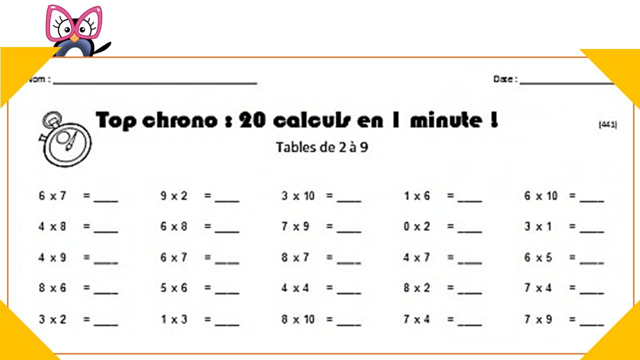 Archives Des Maths - Charivari À L'école à Jeux Mathématiques Cm2 À Imprimer