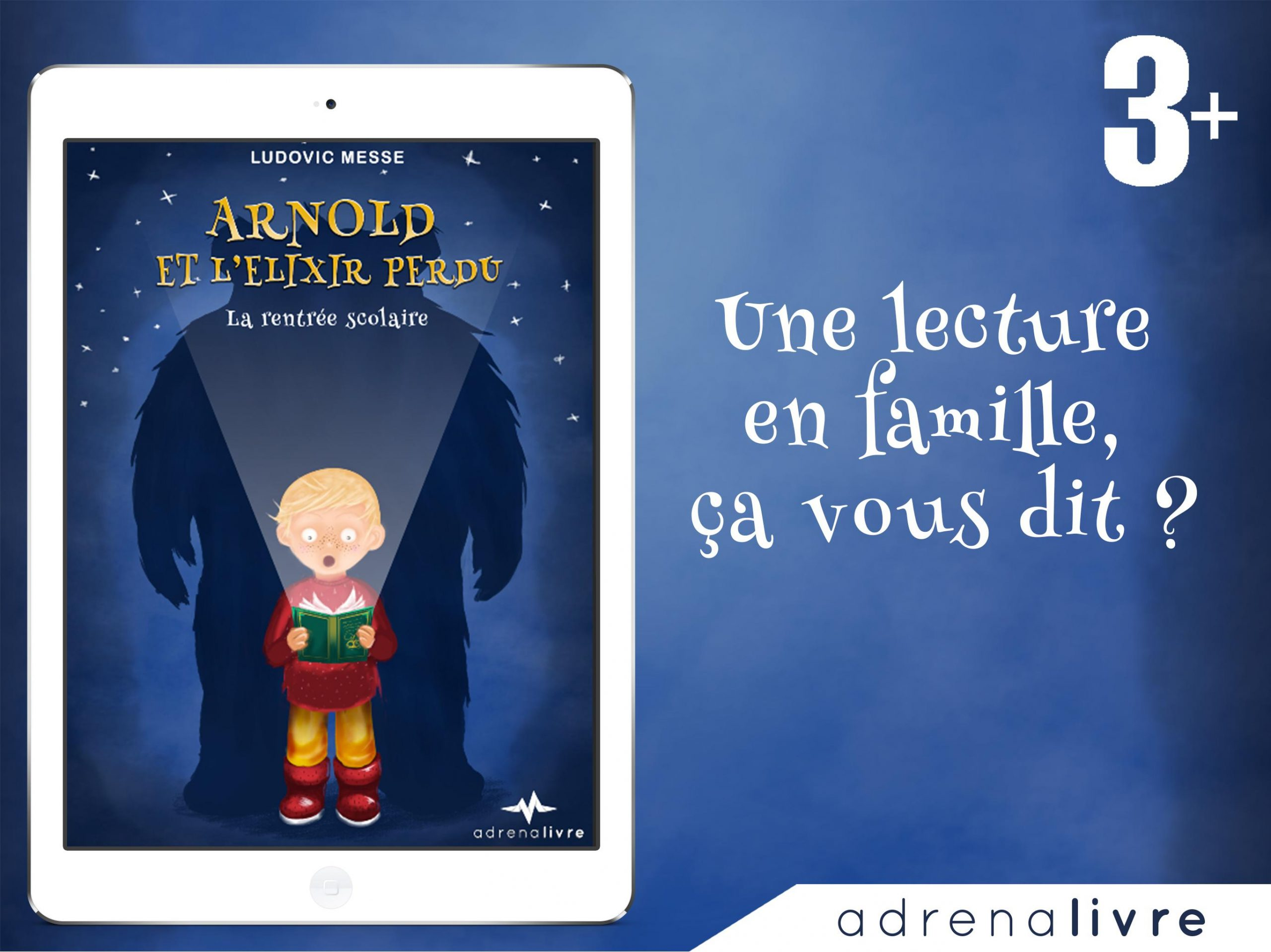 Arnold Et L'élixir Perdu, Livre-Jeu Interactif For Android - Apk à Livre Jeu Interactif