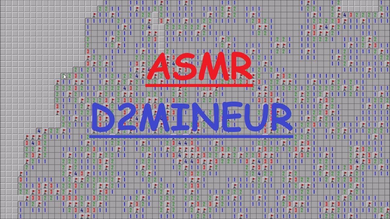 Asmr - Le Jeu Du Démineur !!! encequiconcerne Jeu Démineur