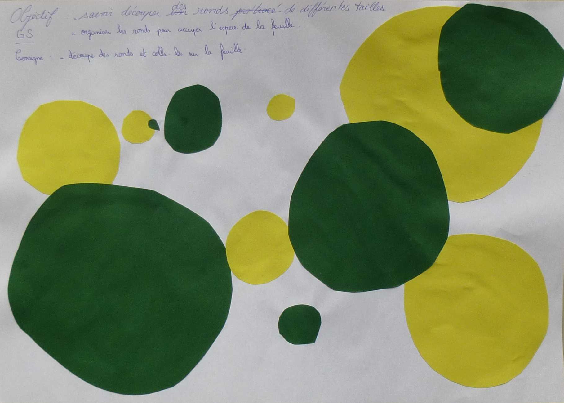 Atelier Découpage En Maternelle: Programmation D'activités destiné Atelier Découpage Maternelle