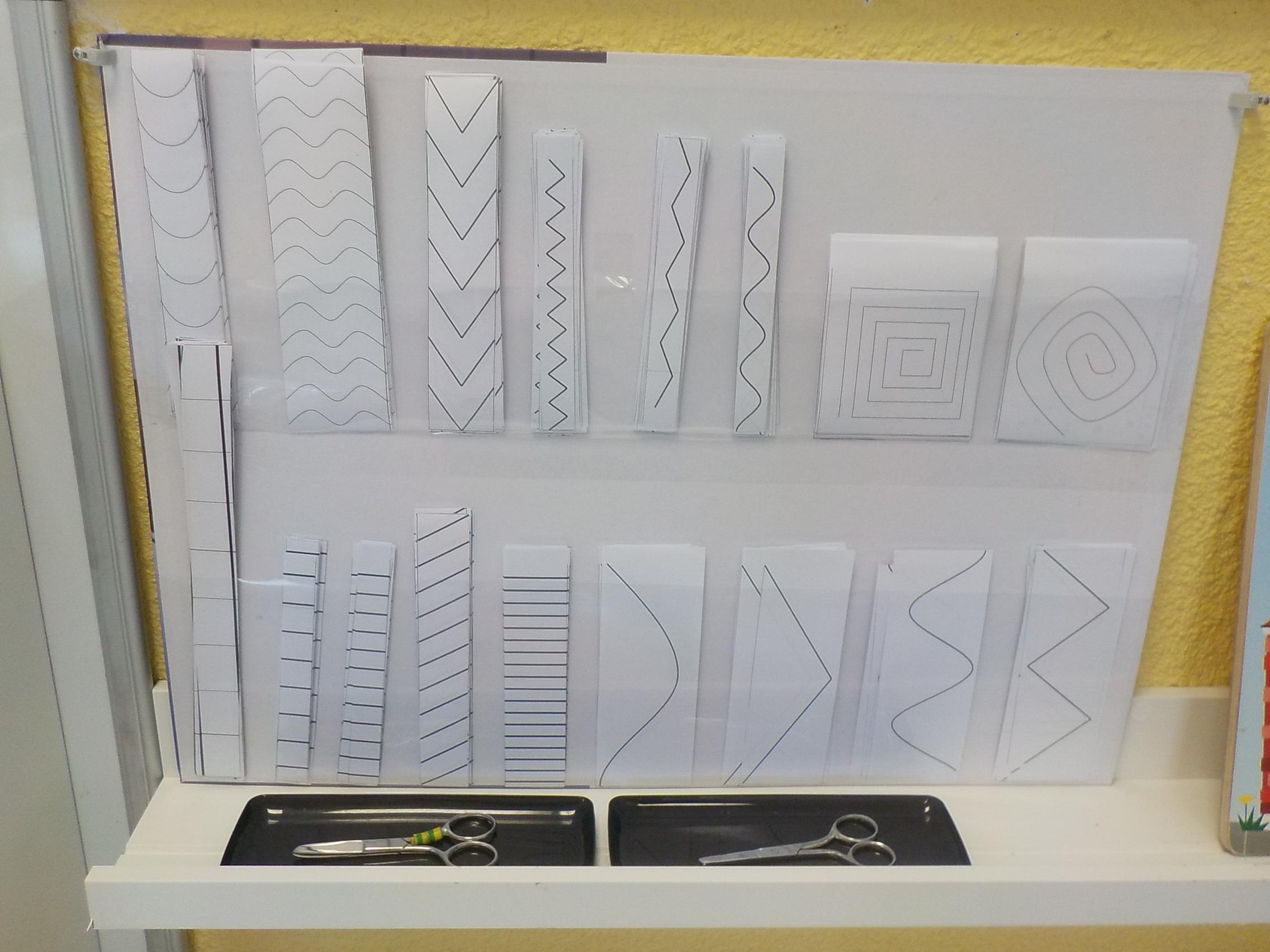 Atelier Découpage Progressif - Co'errance avec Atelier Découpage Maternelle