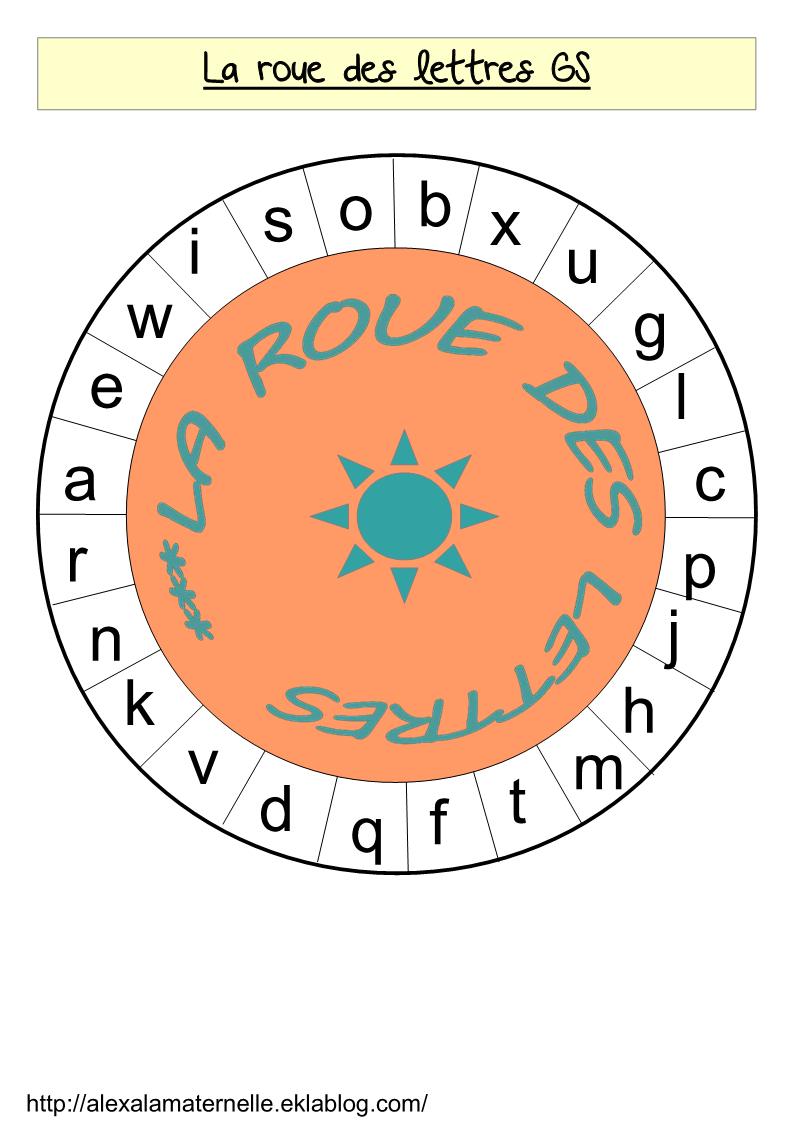 Ateliers Autonomes Individuels En Lecture - Zaubette avec Activités Sur Les Lettres De L Alphabet En Maternelle