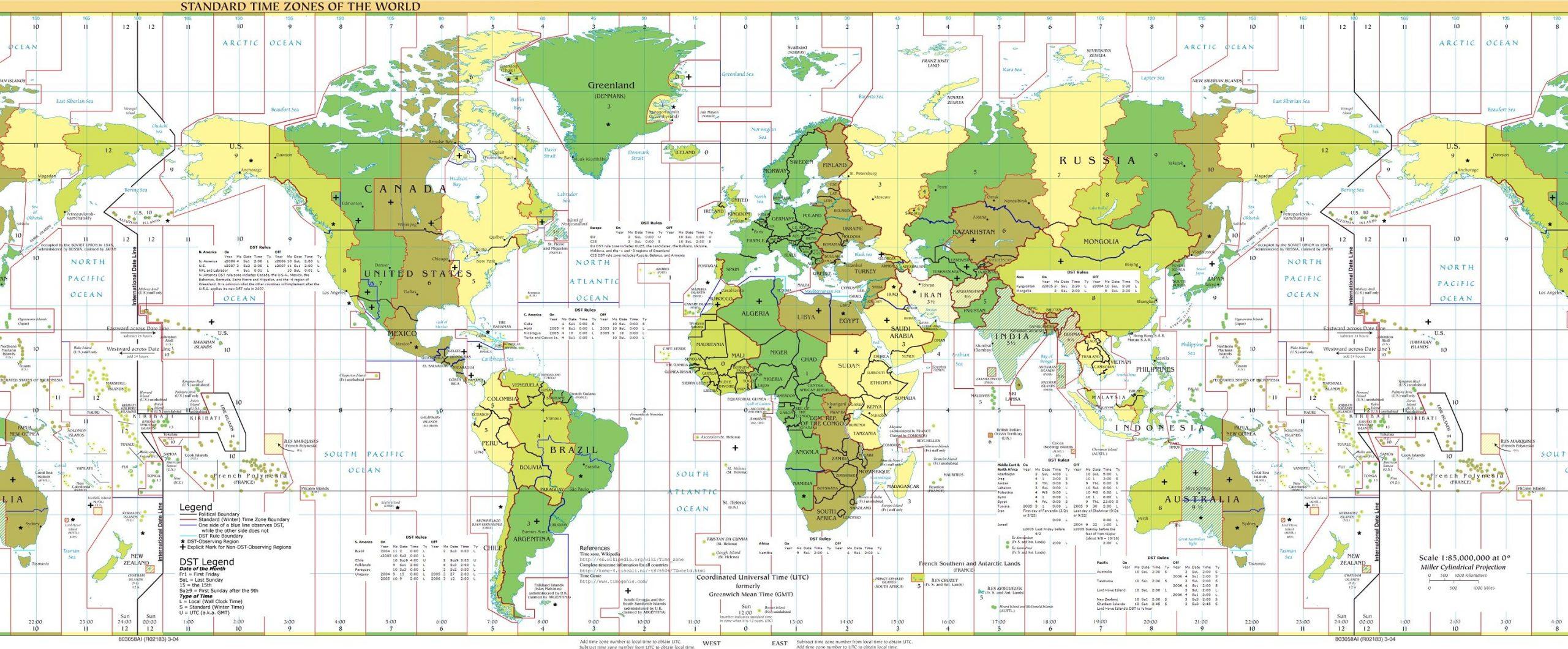 Atlas Monde : Cartes Et Rmations Sur Les Pays à Carte Du Monde Et Leur Capitale