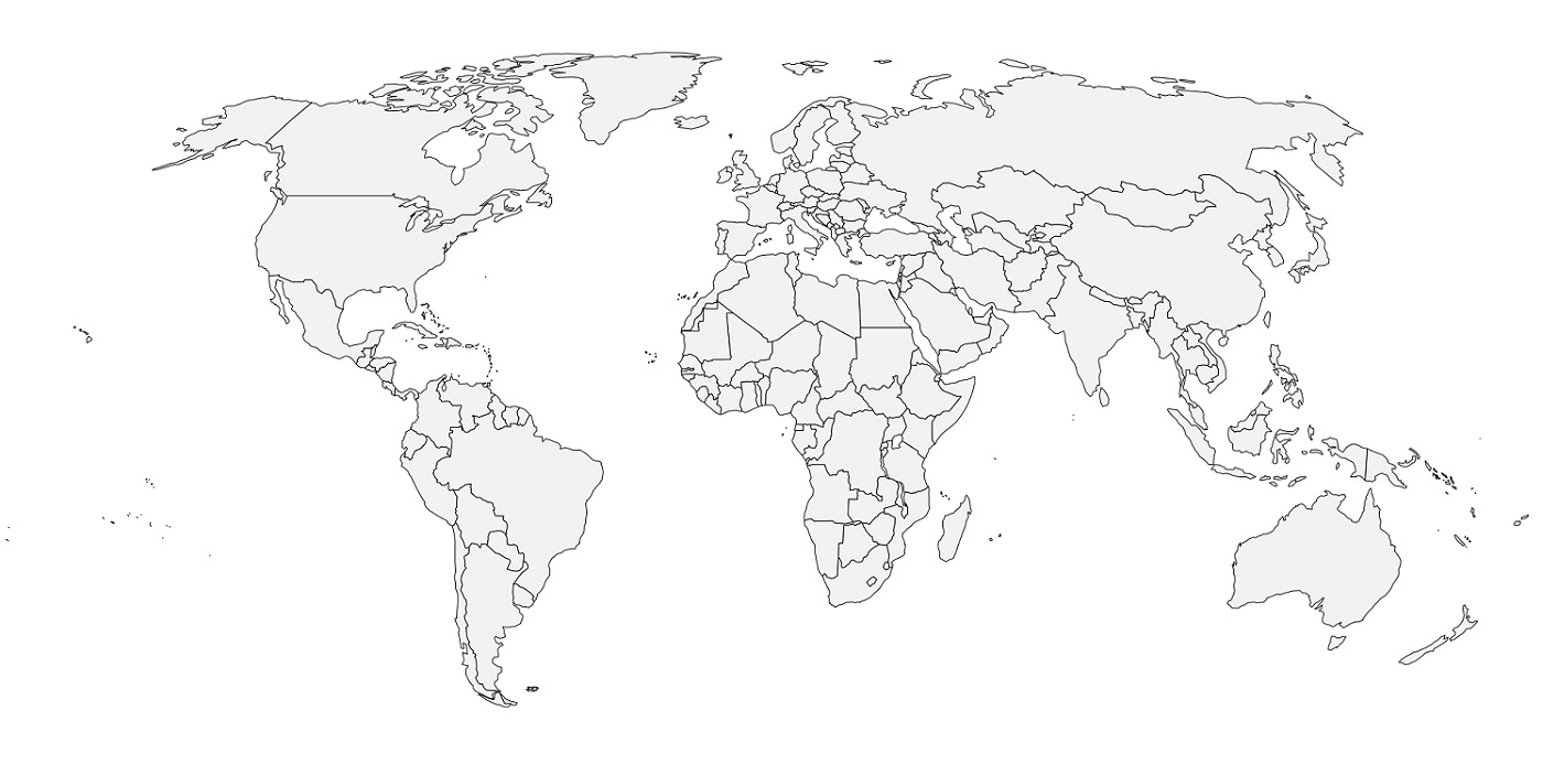 Atlas Monde : Cartes Et Rmations Sur Les Pays destiné Carte Du Monde À Compléter En Ligne