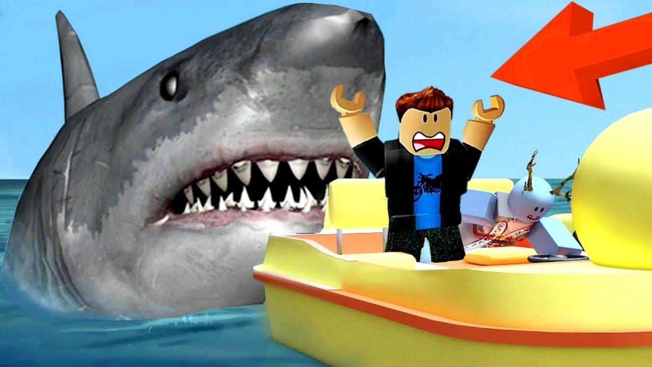 Attaque De Requin ! | Roblox ! destiné Tous Les Jeux De Requin
