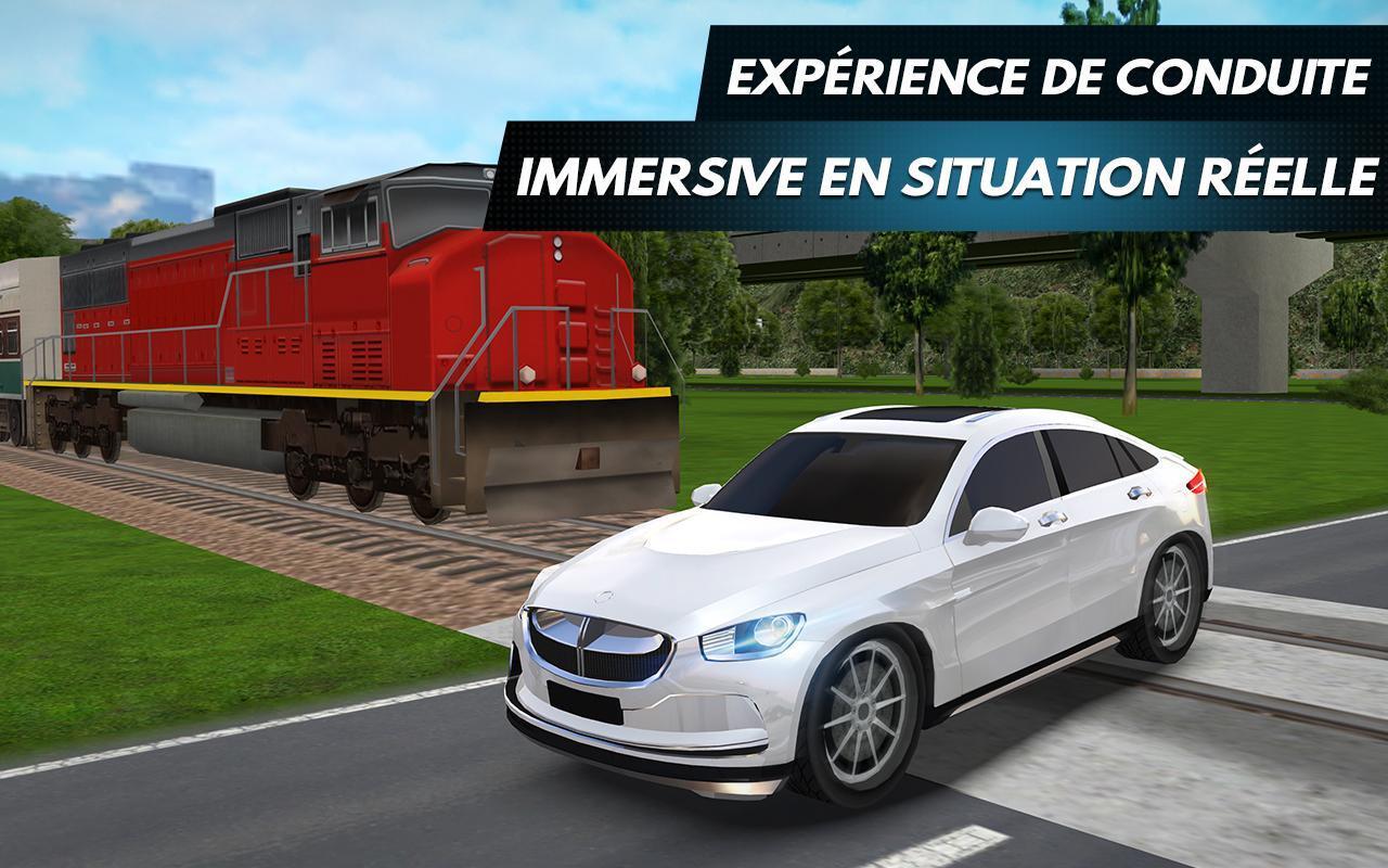 Auto Ecole: Jeux De Conduite & Parking De Voiture Pour pour Jeux A Faire Dans La Voiture