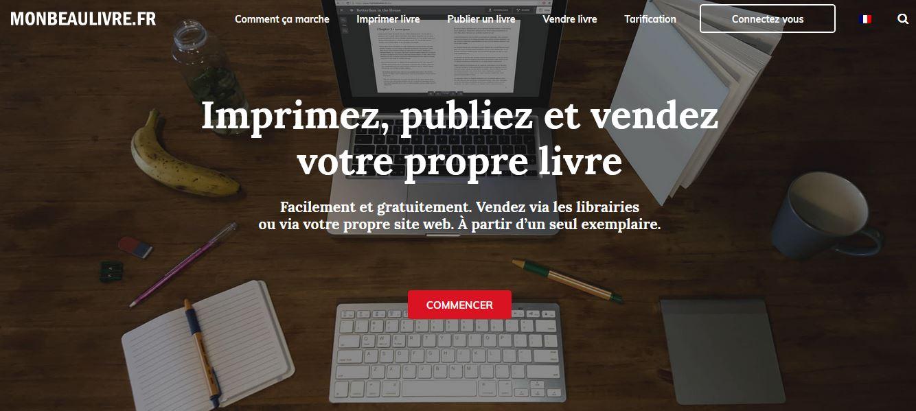 Avis Et Rmations Sur Monbeaulivre - Auto-Édition serapportantà Imprimer Un Livre Gratuitement