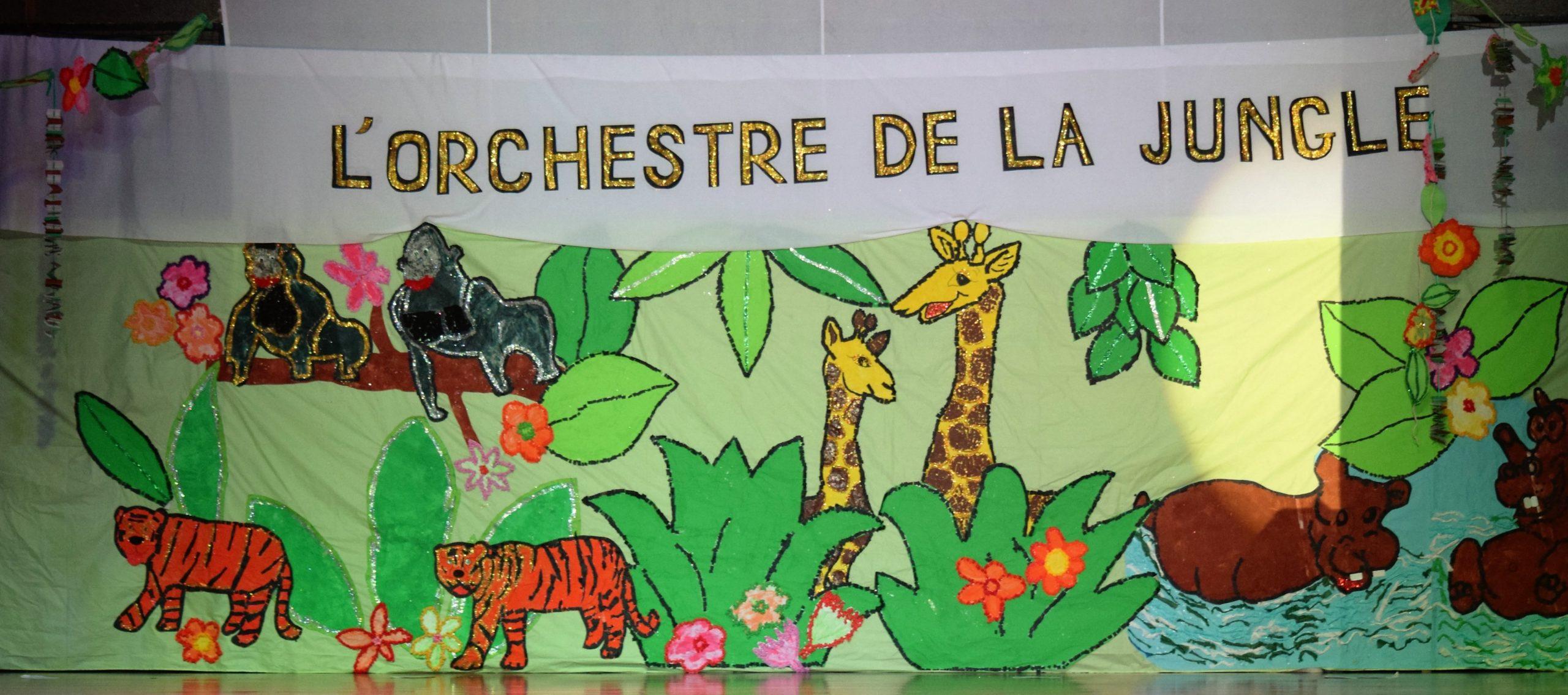 Baloo Rencontre   Blog.uclm.es pour Animaux De La Jungle Maternelle