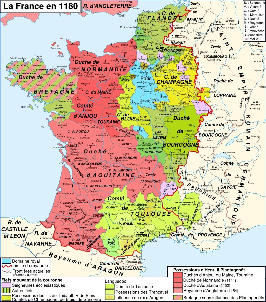 Bases De L'otan En France. Source : Http://data. Câble Sous intérieur Image De La Carte De France