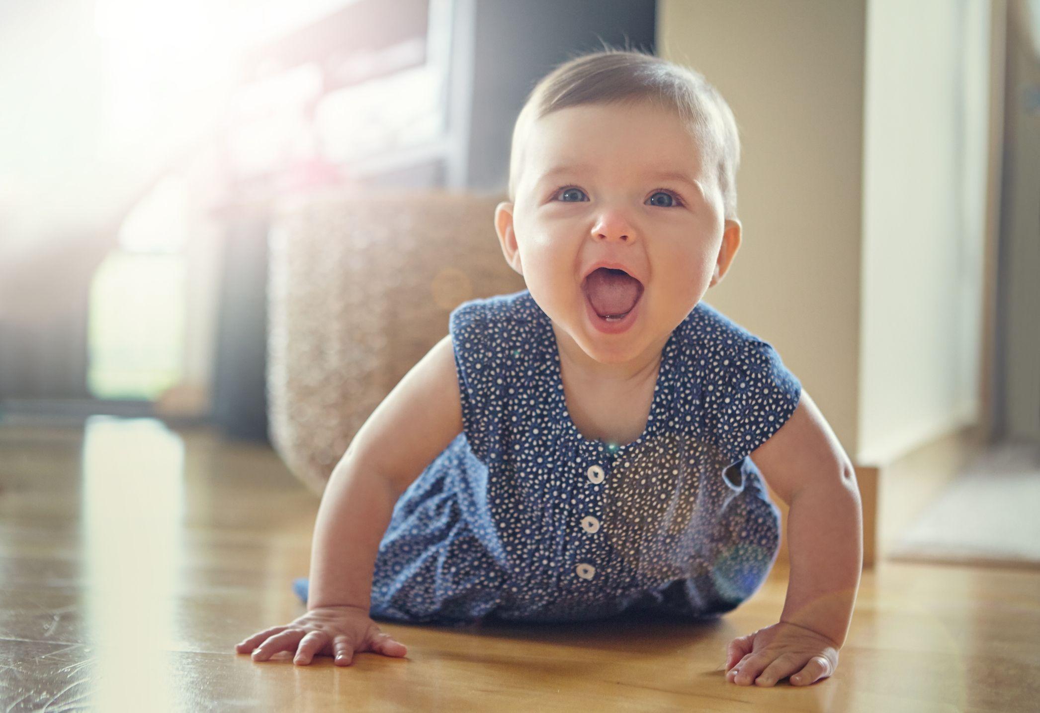 Bébé A 8 Mois : Développement, Motricité, Éveil, Santé Et pour Bebe 6 Mois Eveil