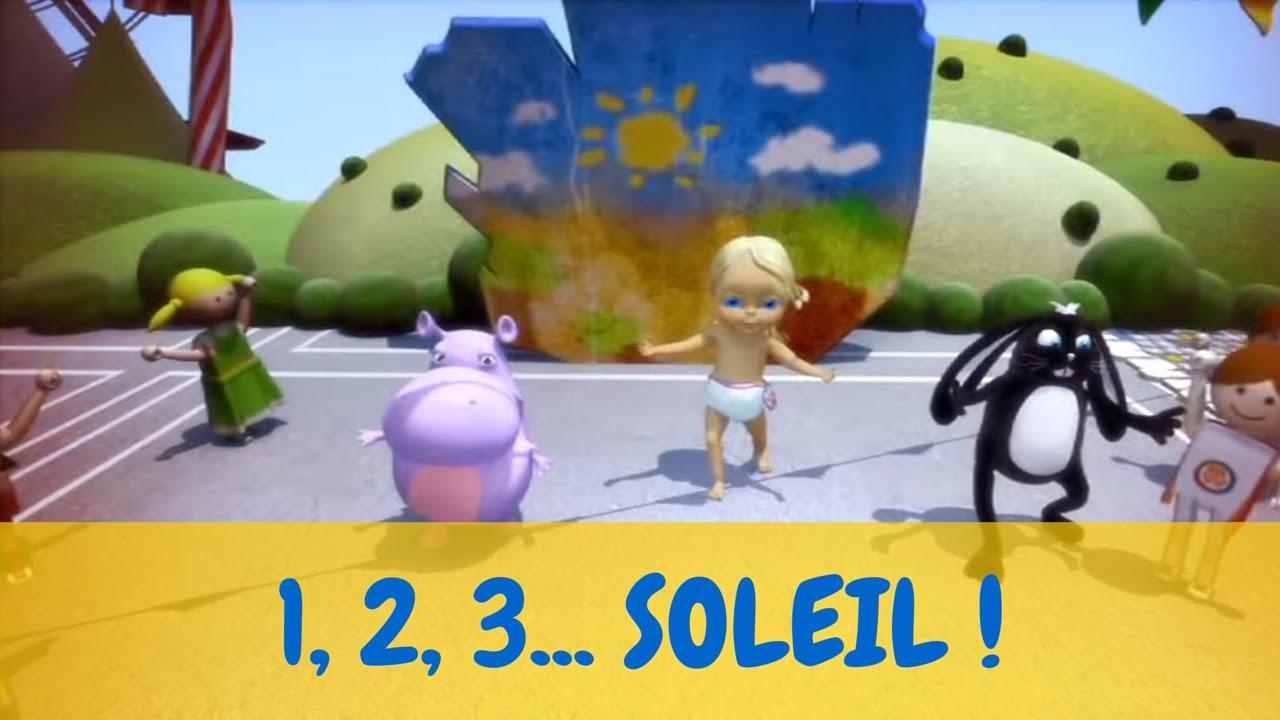 Bébé Lilly - 1,2,3 Soleil ! intérieur Jeux De Bébé Lilly