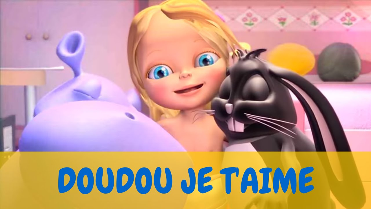 Bébé Lilly - Doudou Je T'aime avec Jeux De Bébé Lili