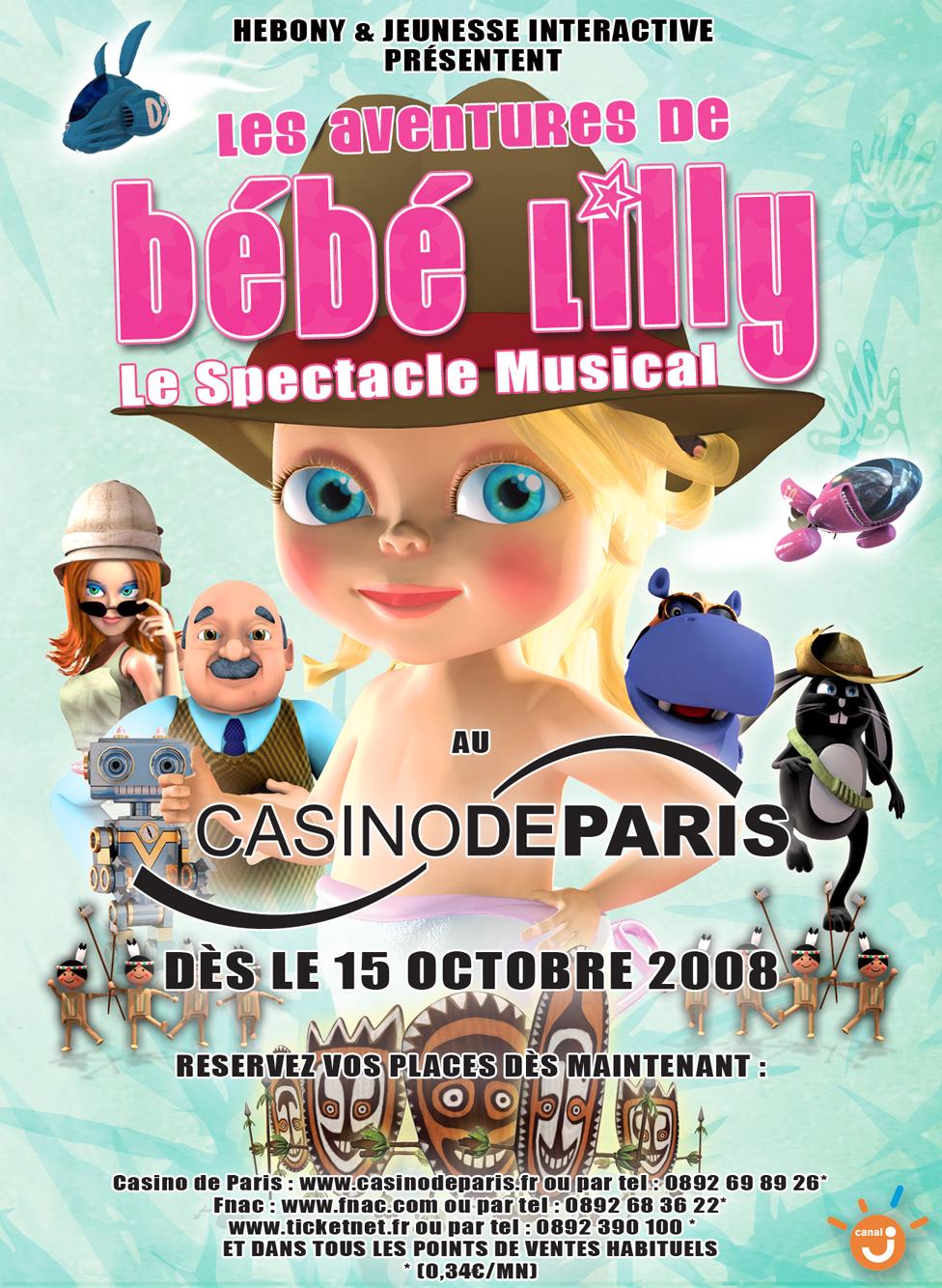Bébé Lilly - Images - Bébé Lilly - Héros Tiji à Jeux De Bébé Lilly