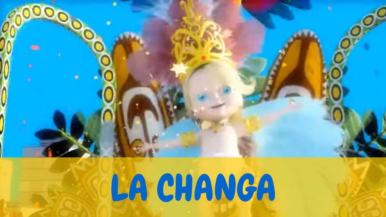 Bébé Lilly - La Changa avec Jeux De Bébé Lili