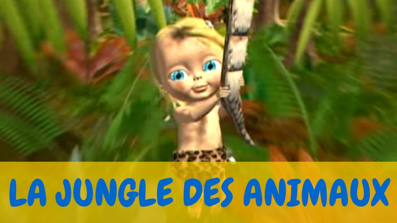 Bébé Lilly - La Jungle Des Animaux encequiconcerne Jeux De Bébé Lili