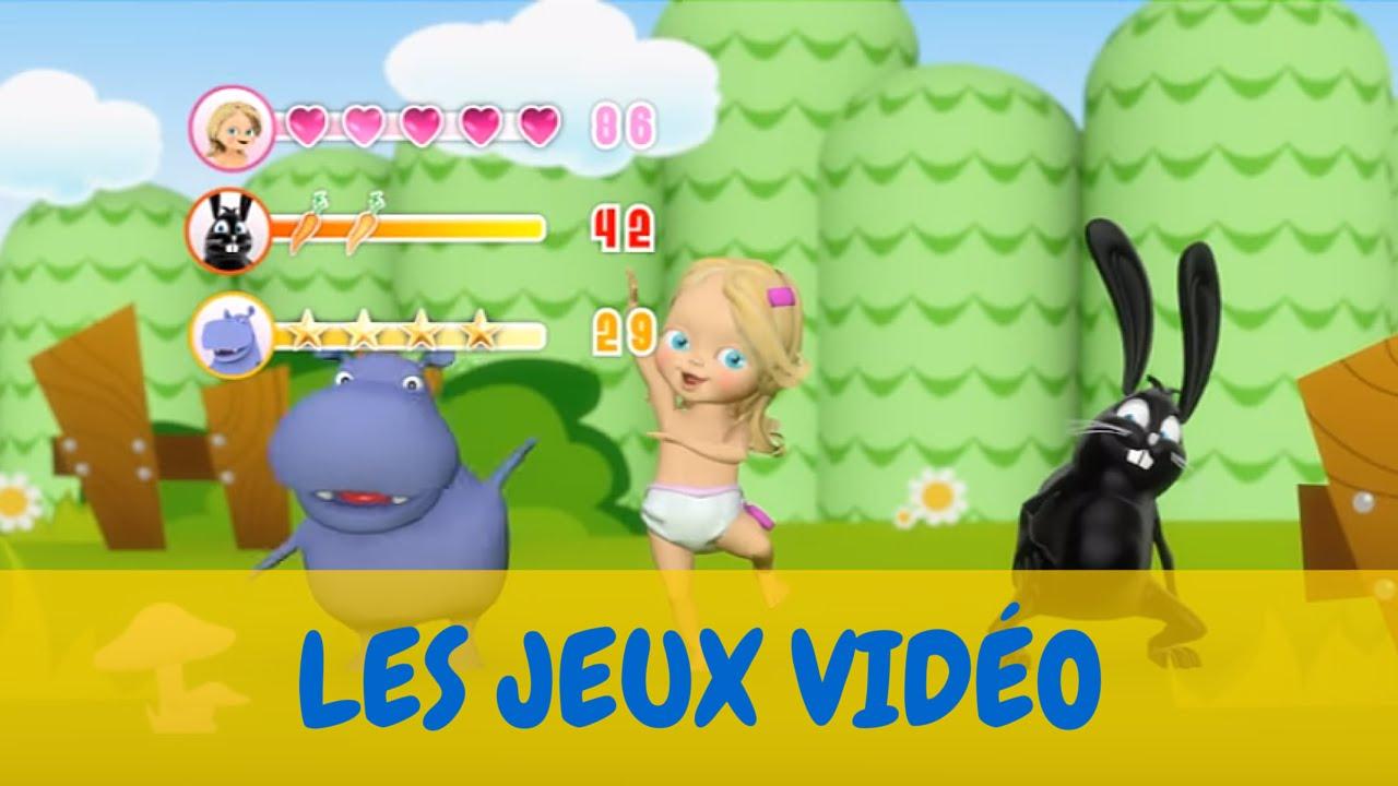 Bébé Lilly - Les Jeux Vidéo destiné Jeux De Bébé Lilly