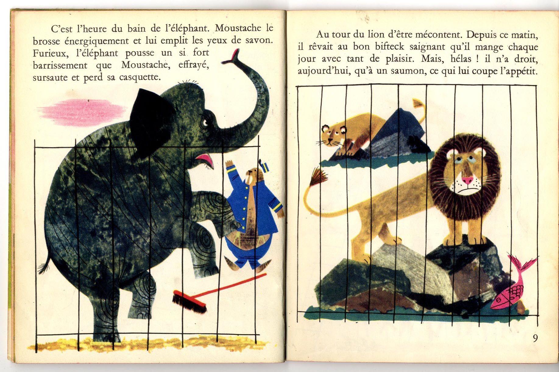 Bernice Myers, Moustache | Childrens Illustrations, Book encequiconcerne Barrissement Elephant