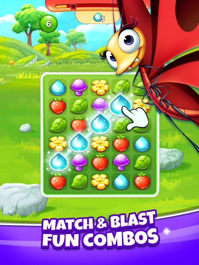Best Fiends Stars - Puzzle Game Apk Gratuit - Boutique De encequiconcerne Jeu De Puzzl Gratuit