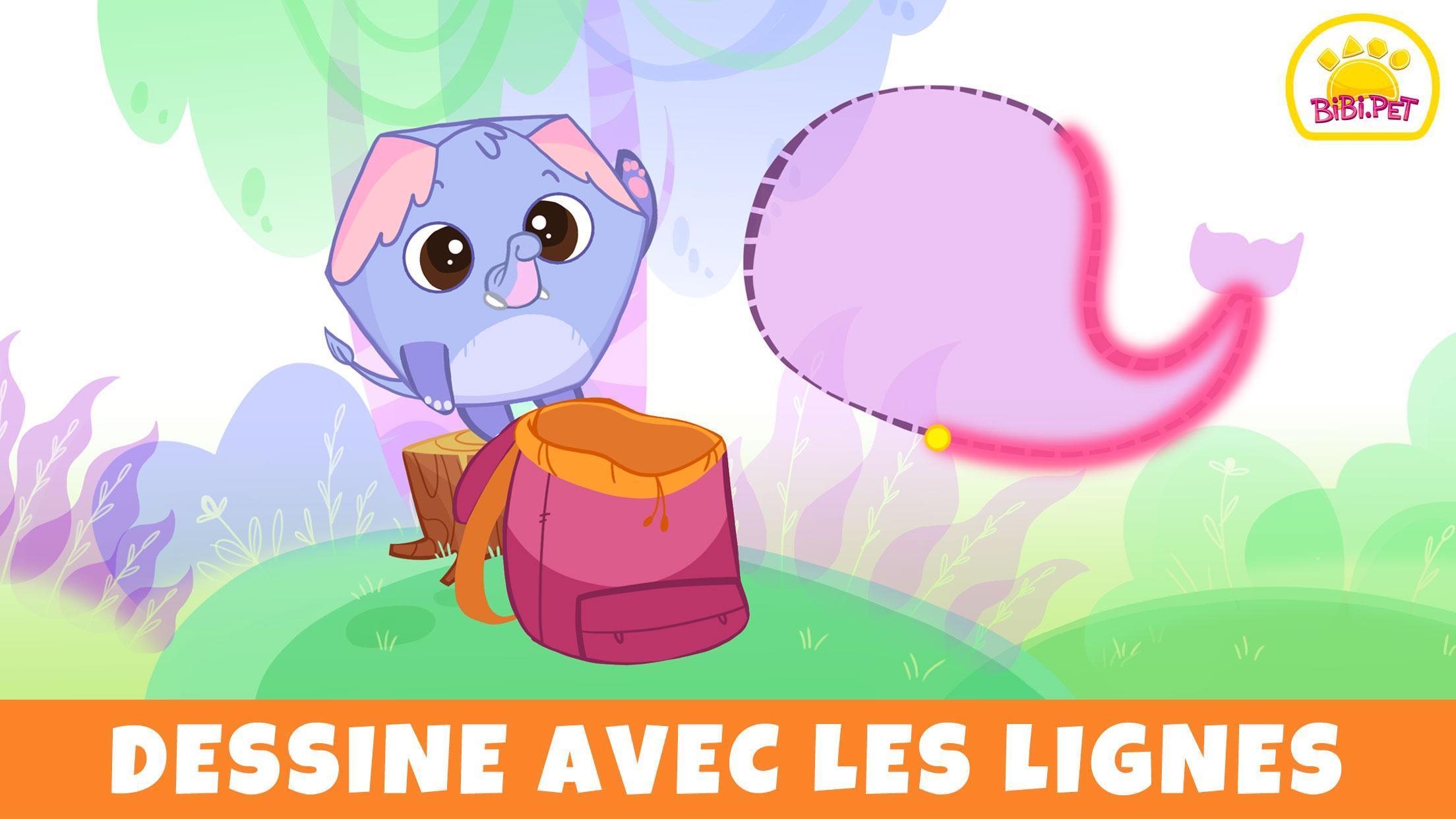 Bibi Jungle - Jeux Pour Enfants Avec Des Animaux Pour serapportantà Animaux De La Jungle Maternelle
