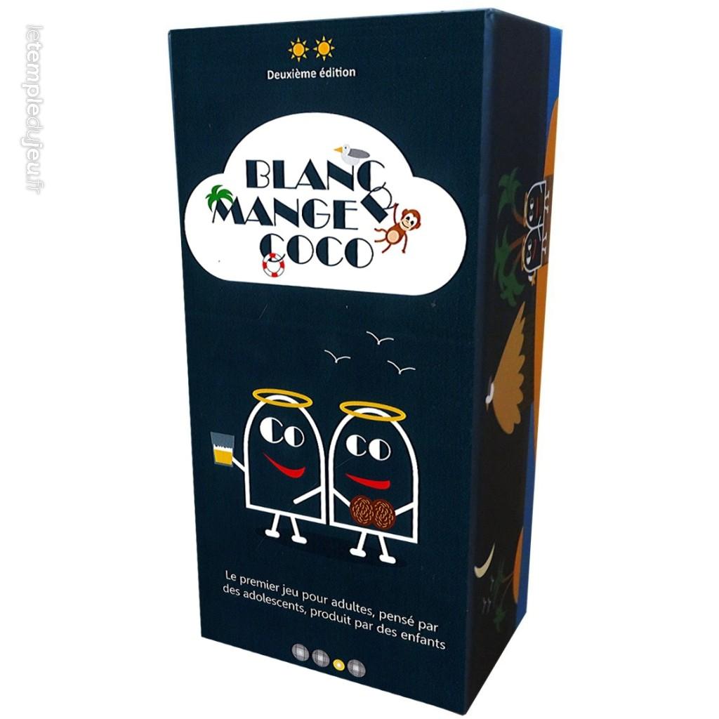 Blanc Manger Coco | Letempledujeu.fr > Jeux De Société avec Jeux À Manger