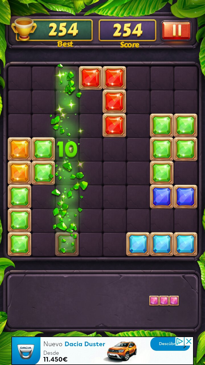 Block Puzzle Jewel 39.0 - Télécharger Pour Android Apk encequiconcerne Jeu De Puzzl Gratuit