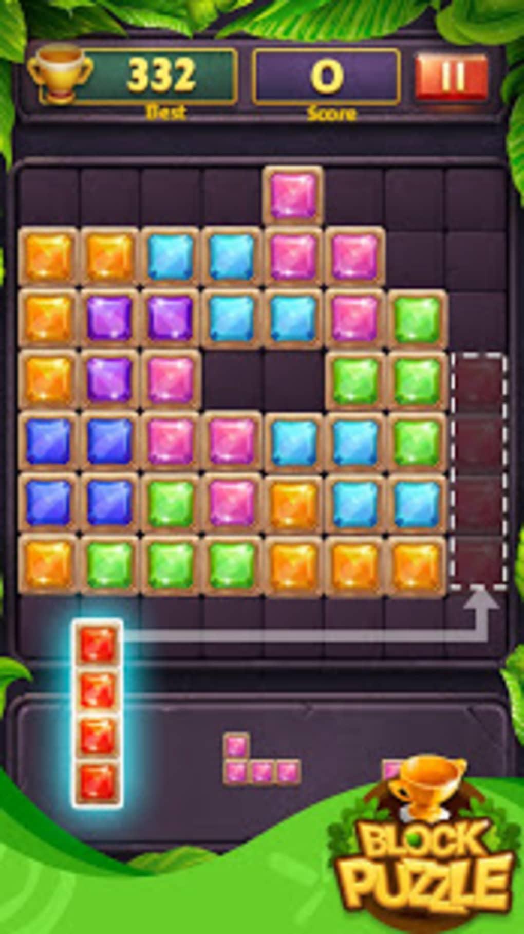 Block Puzzle Jewel Apk Pour Android - Télécharger encequiconcerne Jeu De Puzzl Gratuit