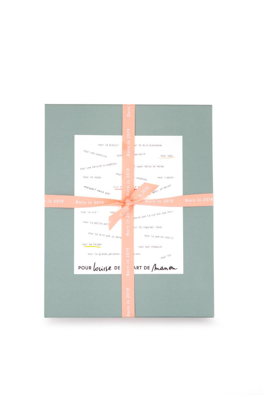 Boîte Cadeau À Personnaliser - Pour Toi — Attn. Emballages Cadeaux  Personnalisés avec Boite À Personnaliser