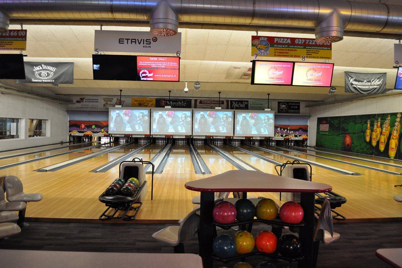 Bowling - Bowland Martigny - Espace Loisirs à Bowling Pour Enfant