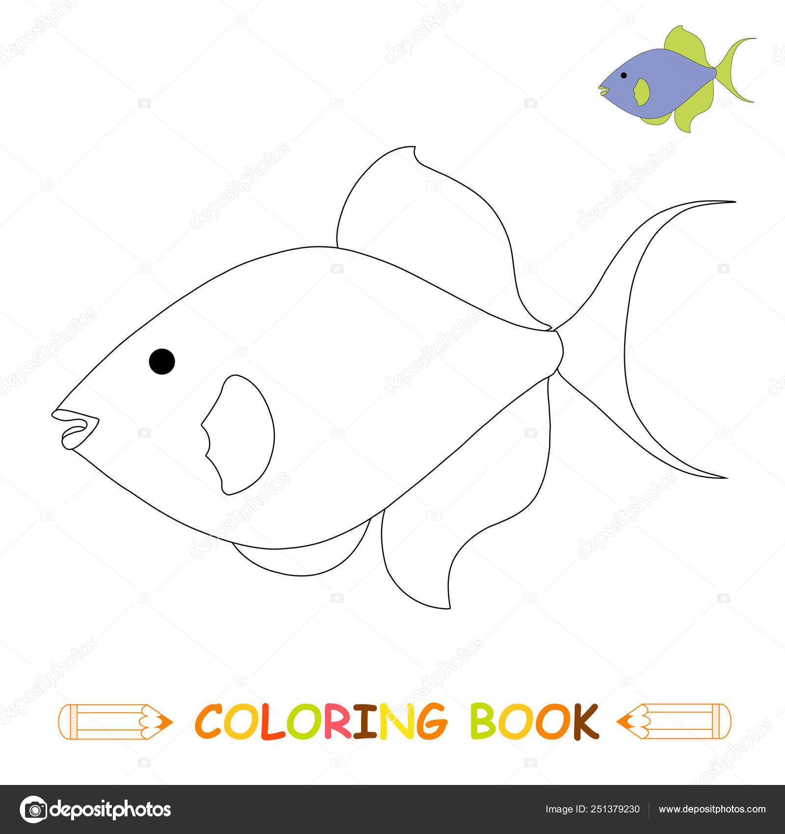 Boyama Kitaby At Resmi Boyama - Resim Çizmek dedans Requin Souris