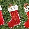 Bricolage Bas De Noël À Imprimer dedans Décorations De Noel À Imprimer