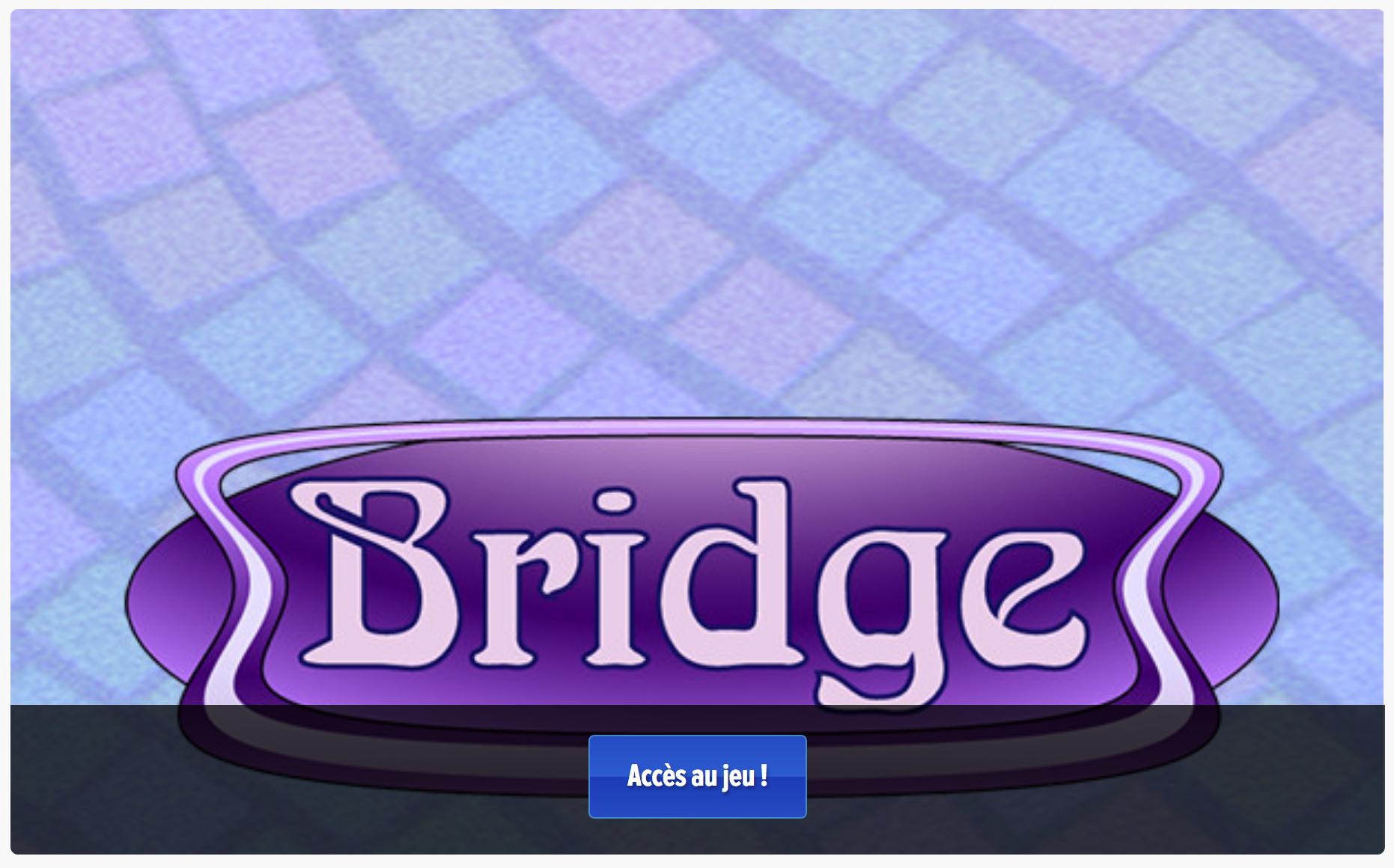 Bridge Gratuit Sur Internet : Jeu De Cartes Multi-Joueurs avec Jeux Gratuits En Ligne Sans Inscription Et Sans Telechargement