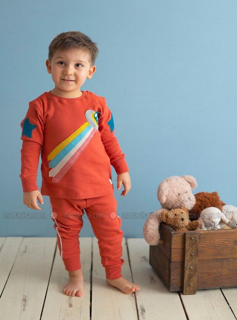 Brique - Pyjamas Pour Bébé à Brique Pour Bebe